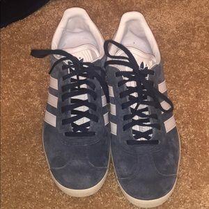 Adidas Gazelle blue Size 8.5